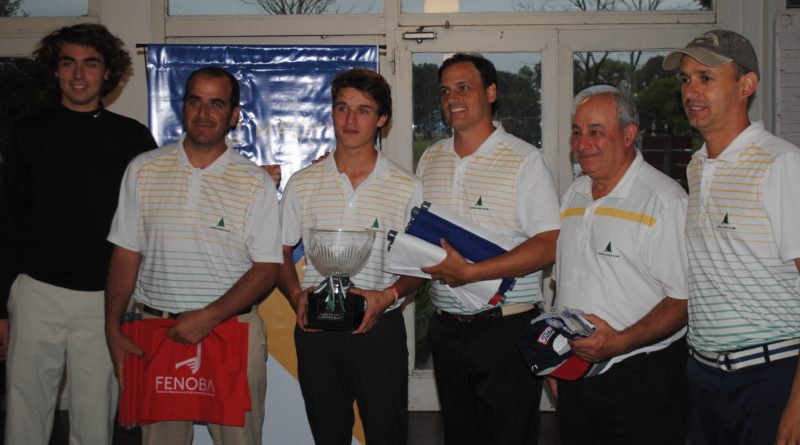 Lincoln Golf Club Campeón del Interclubes 2017